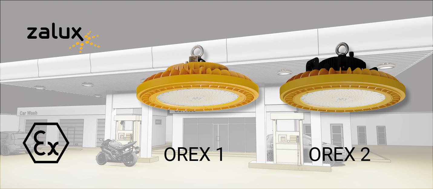 OREX 1 and OREX 2